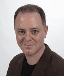 Thaddeus Heffner headshot